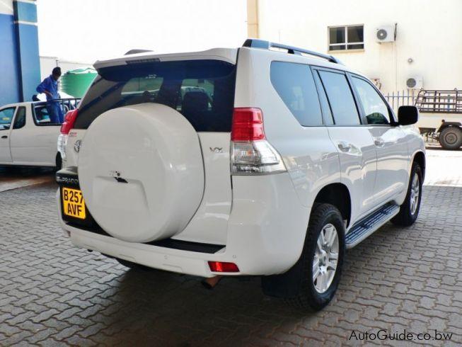 Avis Cars For Sale >> Used Toyota Prado VX | 2012 Prado VX for sale | Gaborone ...