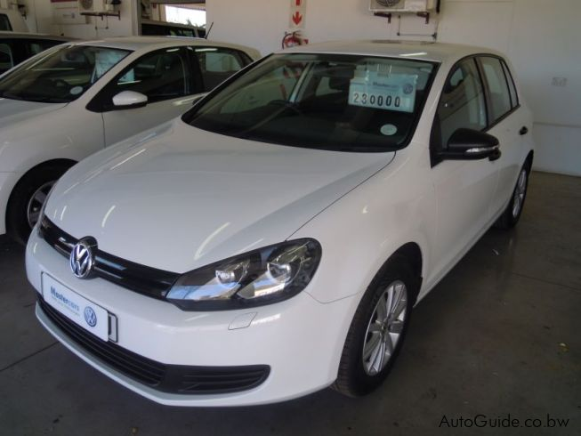 Volkswagen Golf TSi in Botswana