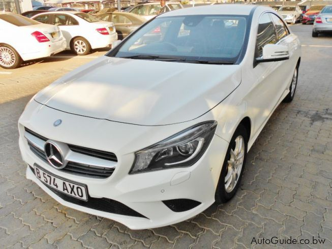 Used mercedes benz cla 200 2013 cla 200 for sale for Mercedes benz cla 200 price