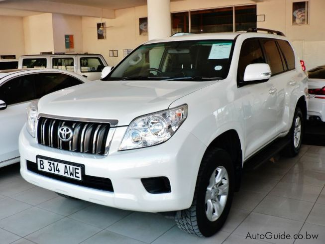Toyota Land Cruiser Prado  in Botswana