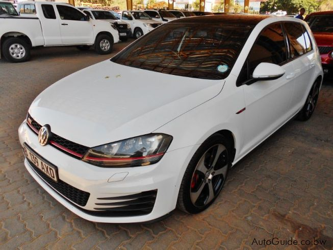 used volkswagen golf 7 gti 2013 golf 7 gti for sale. Black Bedroom Furniture Sets. Home Design Ideas