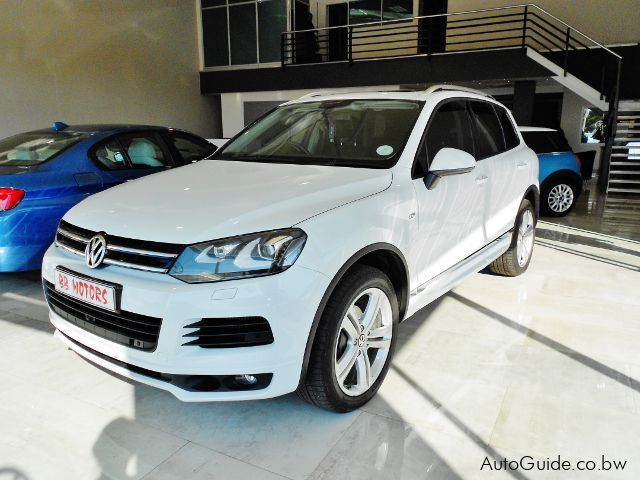 used volkswagen touareg v6 tdi 2013 touareg v6 tdi for. Black Bedroom Furniture Sets. Home Design Ideas