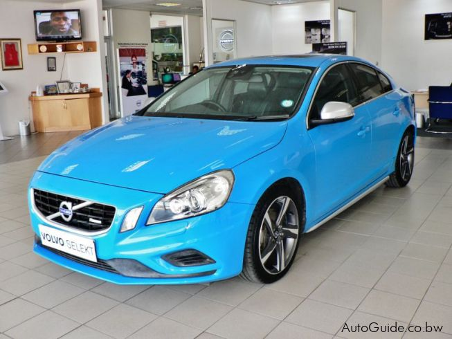 used volvo s60 t6 geartronic r