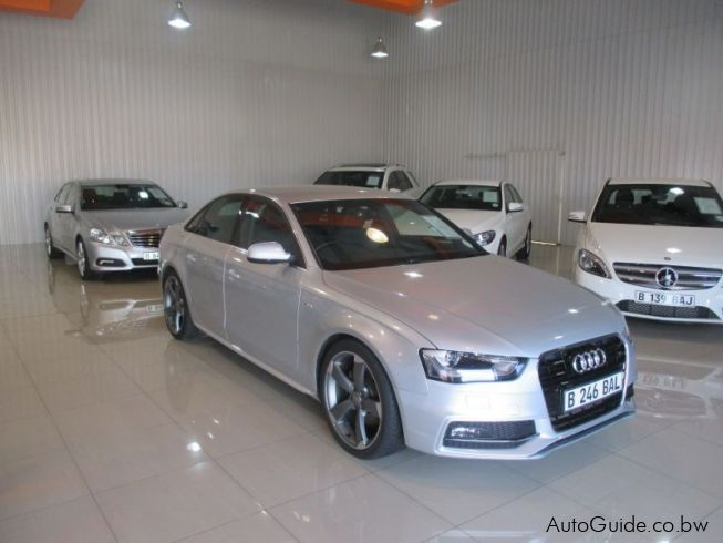 used audi a4 s line 2014 a4 s line for sale gaborone audi a4 s line sales audi a4 s line. Black Bedroom Furniture Sets. Home Design Ideas