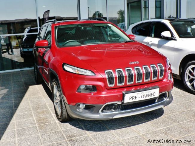 Jeep Cherokee Limited in Botswana