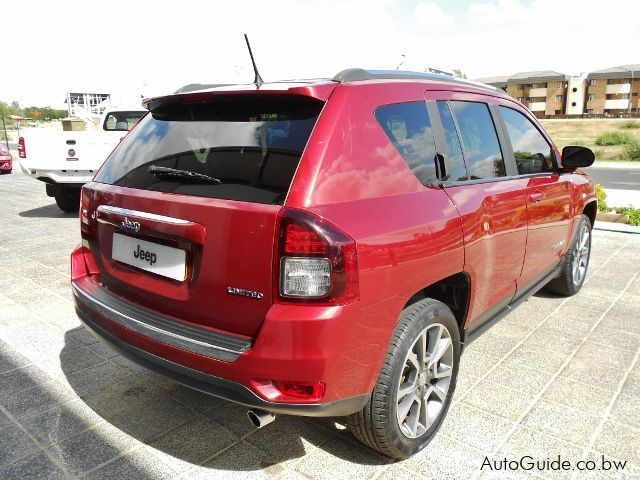 Jeep Compass Limited in Botswana