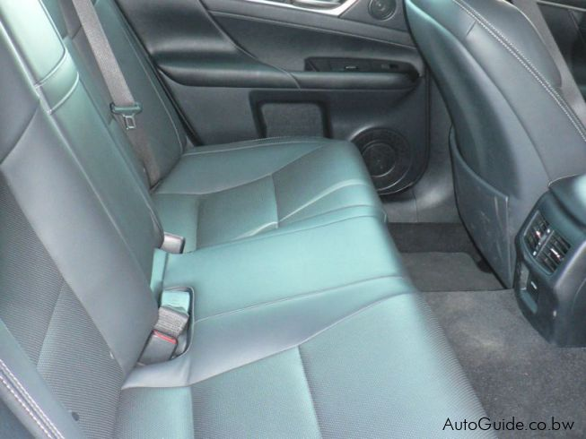 lexus gs 350 manual transmission