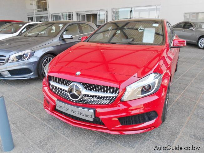 used mercedes benz a250 sport 2014 a250 sport for sale gaborone mercedes benz a250 sport. Black Bedroom Furniture Sets. Home Design Ideas