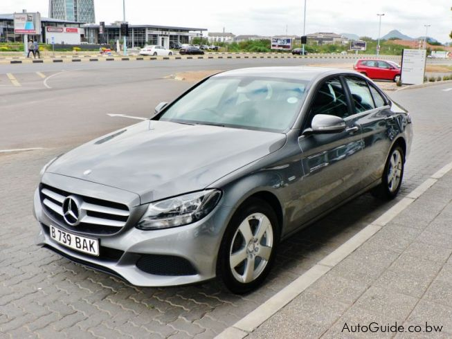 Used mercedes benz c180 2014 c180 for sale gaborone for Mercedes benz c123 for sale