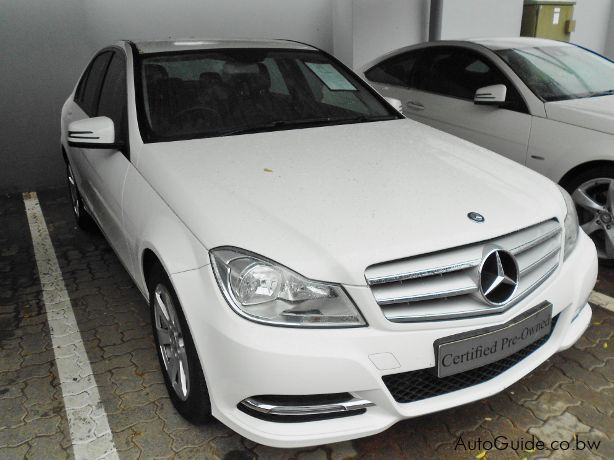 Used Mercedes Benz C200 Be 2014 C200 Be For Sale