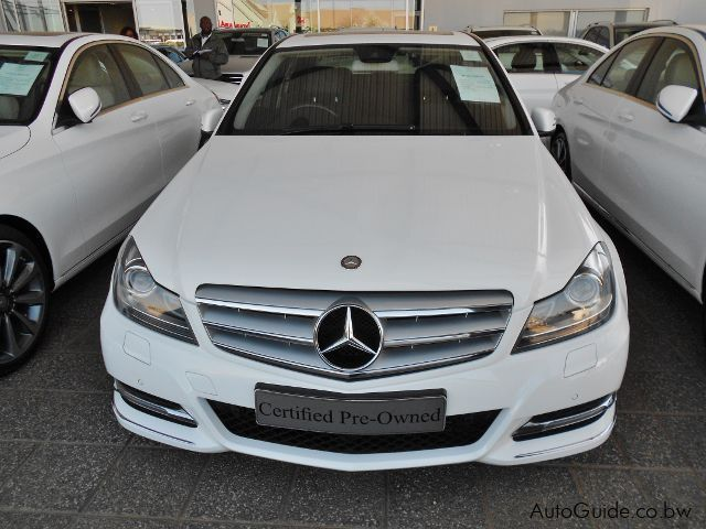 Used mercedes benz c250 2014 c250 for sale gaborone for Used mercedes benz c250 for sale