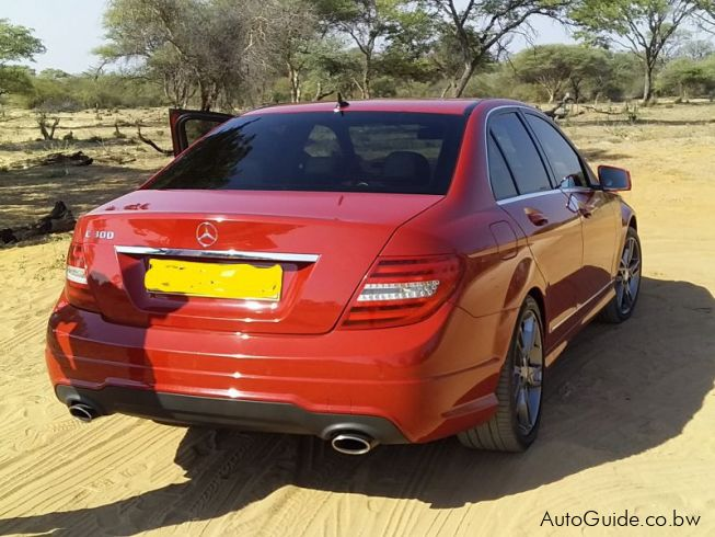 Used Mercedes-Benz C300 | 2014 C300 for sale | Gaborone ...