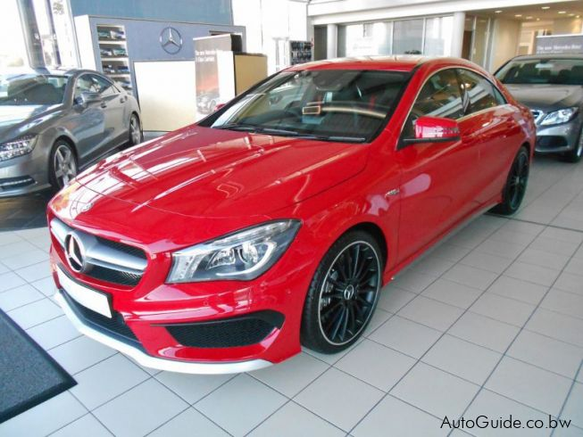 new mercedes benz cla 45 amg 2014 cla 45 amg for sale gaborone mercedes benz cla 45 amg. Black Bedroom Furniture Sets. Home Design Ideas