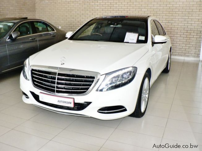 Used mercedes benz s500 2014 s500 for sale gaborone for Used s500 mercedes benz for sale