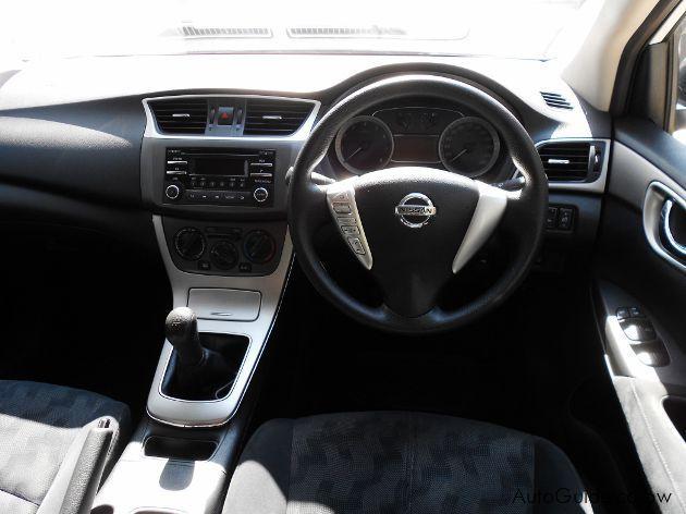 2014 nissan sentra manual transmission