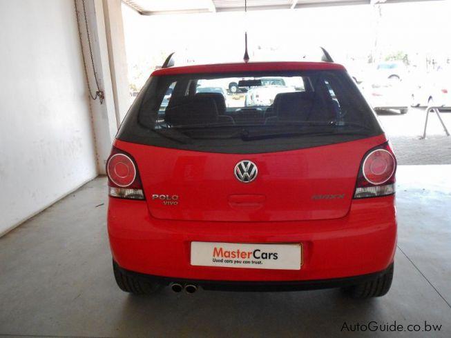 Used Volkswagen Polo Vivo Maxx