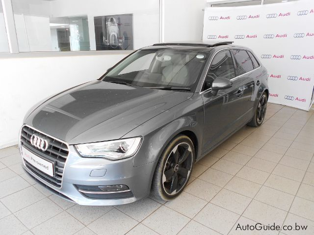 used audi a3 2015 a3 for sale gaborone audi a3 sales audi a3 price p 249 000 used cars. Black Bedroom Furniture Sets. Home Design Ideas