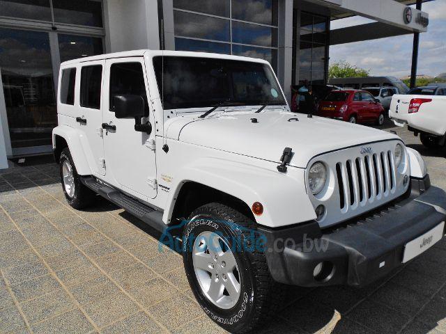 used jeep wrangler sahara unlimited 2015 wrangler sahara unlimited for sale gaborone jeep. Black Bedroom Furniture Sets. Home Design Ideas