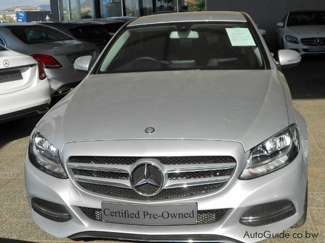 Used mercedes benz c200 2015 c200 for sale gaborone for Mercedes benz used trucks for sale