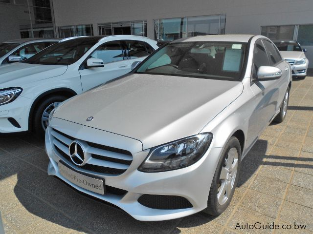 Used mercedes benz c200 2015 c200 for sale gaborone for Www mercedes benz used cars