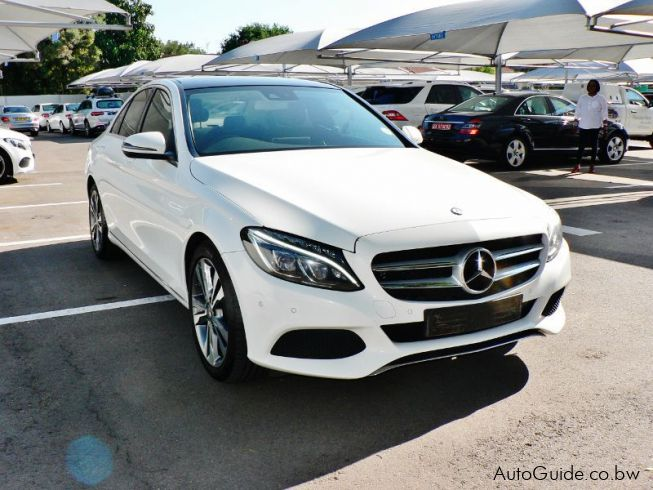 Used Mercedes-Benz C250 | 2015 C250 for sale | Gaborone ...