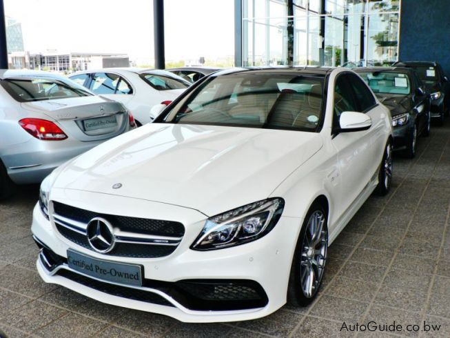 used mercedes benz c63 amg 2015 c63 amg for sale gaborone mercedes benz c63 amg sales. Black Bedroom Furniture Sets. Home Design Ideas