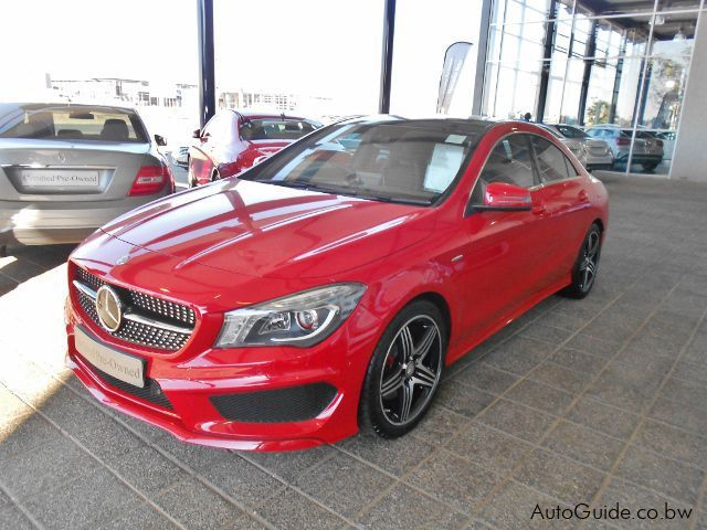 used mercedes benz cla 250 sport 2015 cla 250 sport for. Black Bedroom Furniture Sets. Home Design Ideas