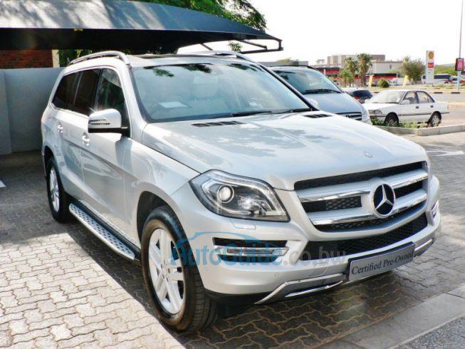 Used Mercedes Benz Gl 350 Bluetec 2015 Gl 350 Bluetec
