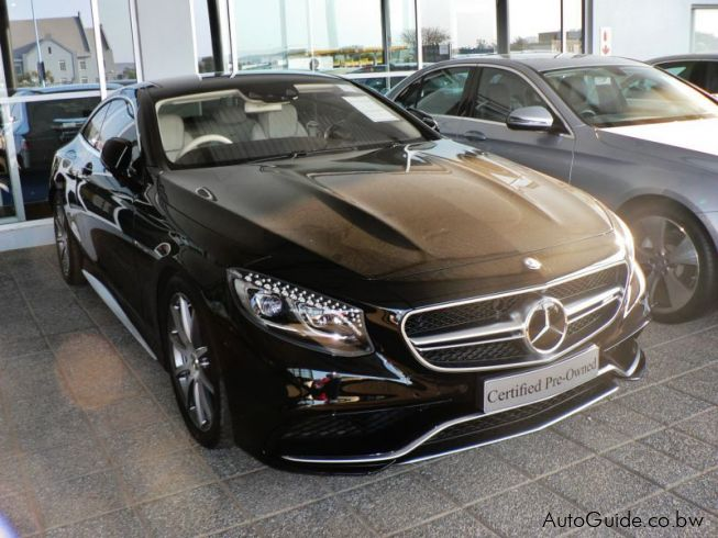 Used mercedes benz s63 amg 2015 s63 amg for sale for Mercedes benz s63 amg for sale
