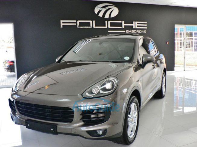 Used Porsche Cayenne 2015 Cayenne For Sale Gaborone