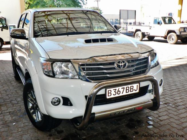 Toyota Hilux Legend 45in Botswana