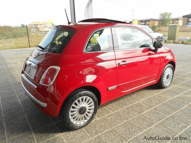 used fiat 500 lounge 2016 500 lounge for sale gaborone. Black Bedroom Furniture Sets. Home Design Ideas