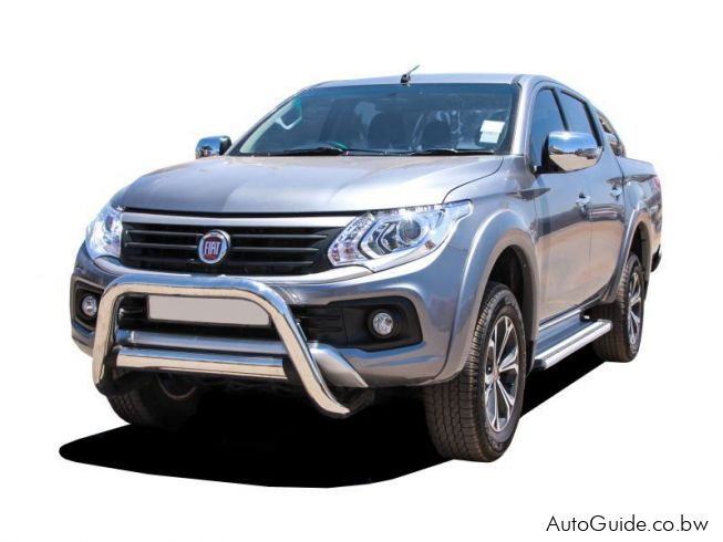 used fiat fullback botswana 15500 km 2016 fiat fullback. Black Bedroom Furniture Sets. Home Design Ideas