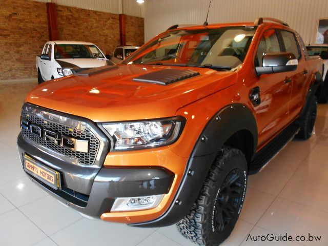 Used Ford Raptor For Sale >> Used Ford Ranger Wildtrak | 2016 Ranger Wildtrak for sale ...