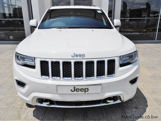 used jeep grand cherokee overland 2016 grand cherokee overland for sale gaborone jeep grand. Black Bedroom Furniture Sets. Home Design Ideas