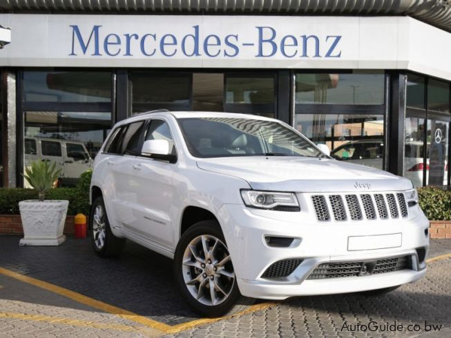 Jeep Grand Cherokee Summitin Botswana