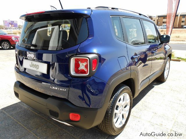 Jeep Renegade DDCT in Botswana