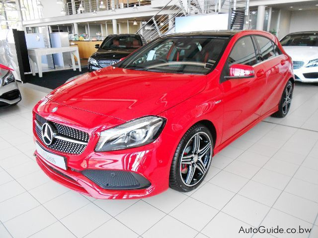 Used mercedes benz a250 sport 2016 a250 sport for sale for Mercedes benz a250 sport for sale