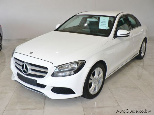 Used mercedes benz c180 2016 c180 for sale gaborone for Mercedes benz used cars