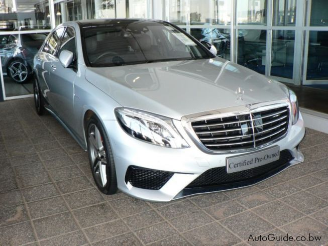 Used mercedes benz s63 amg 2016 s63 amg for sale for Mercedes benz s63 price