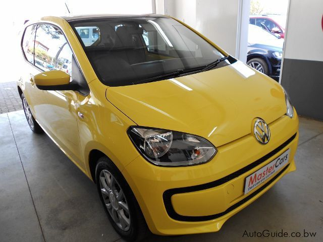 Volkswagen Up Move in Botswana