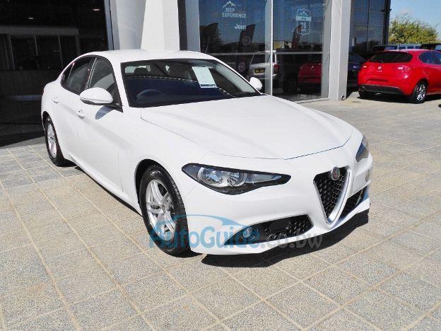 Used Alfa Romeo Giulia Base 2017 Giulia Base For Sale