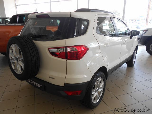 brand new ford ecosport trend botswana manual new ford. Black Bedroom Furniture Sets. Home Design Ideas