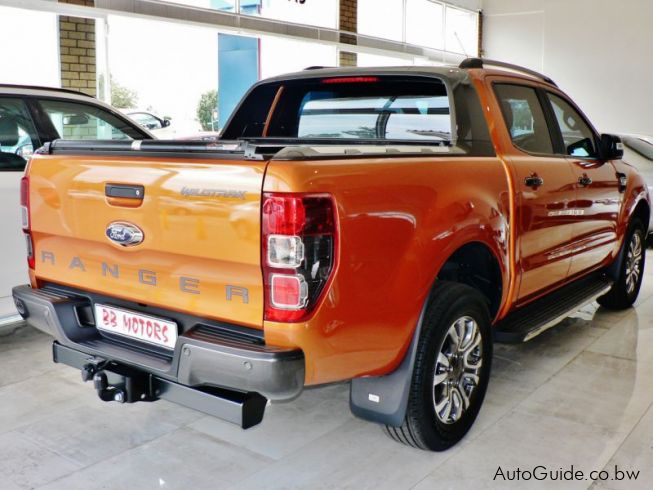 used ford ranger wildtrack 2017 ranger wildtrack for sale gaborone ford ranger wildtrack. Black Bedroom Furniture Sets. Home Design Ideas
