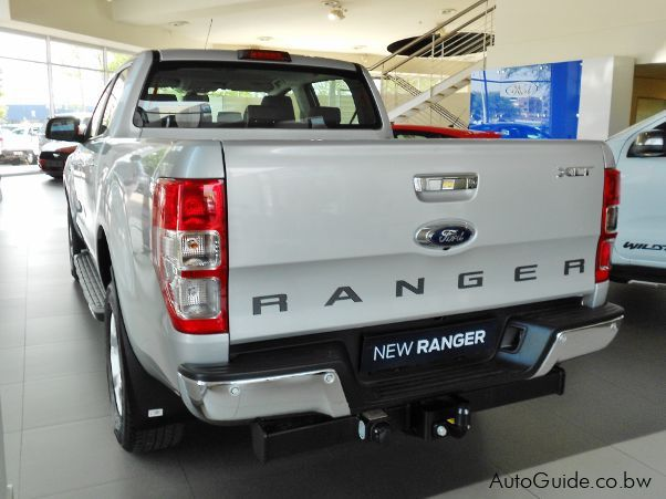 Ford Ranger Wildtrak  in Botswana