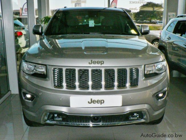 brand new jeep grand cherokee overland botswana automatic new jeep grand cherokee overland. Black Bedroom Furniture Sets. Home Design Ideas