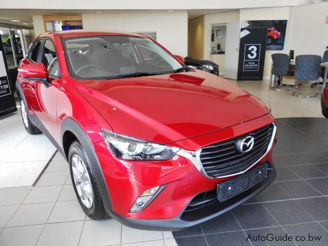 brand new mazda cx 3 dynamic botswana automatic new mazda cx 3 dynamic petrol price p 249 000. Black Bedroom Furniture Sets. Home Design Ideas