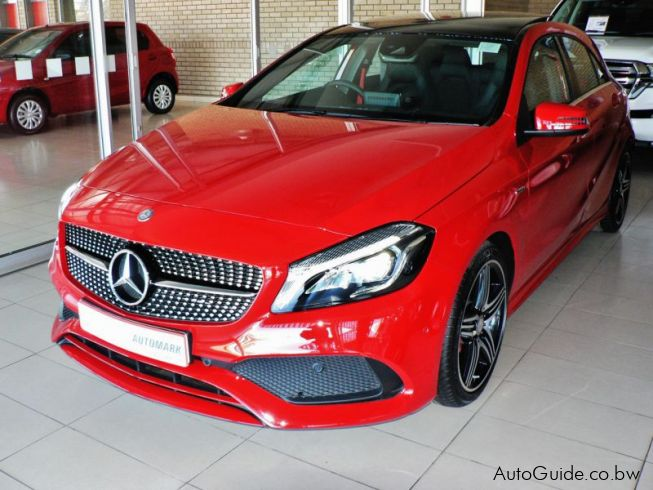 used mercedes benz a250 sport 2017 a250 sport for sale gaborone mercedes benz a250 sport. Black Bedroom Furniture Sets. Home Design Ideas