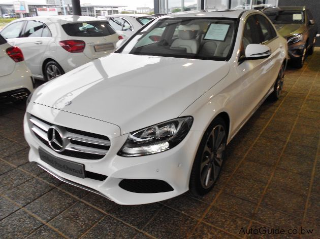 Used mercedes benz c180 2017 c180 for sale gaborone for Www mercedes benz used cars