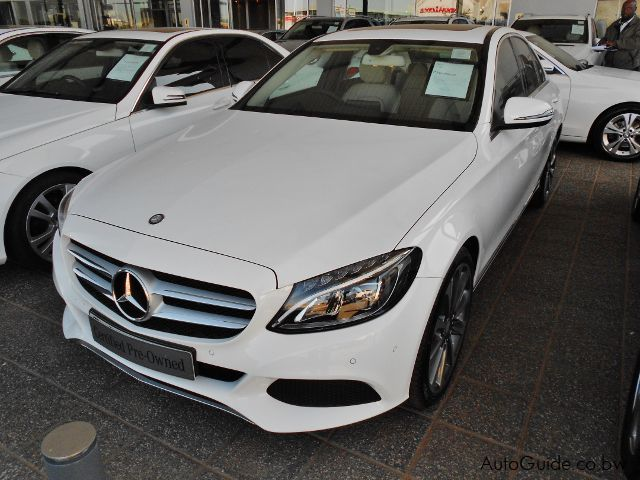 Used mercedes benz c250 2017 c250 for sale gaborone for Mercedes benz c250 2017
